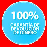 ¡100% Garantía de Reembolso por 30 d�as!